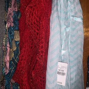 Mix-N-Match Scarves!!